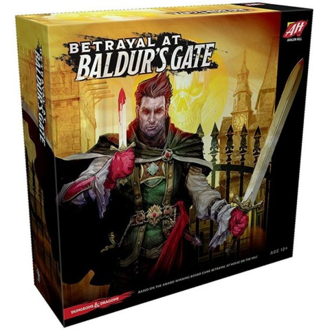 Betrayal at Baldur's Gate (2017) - кооперативна настолна игра