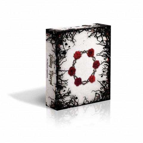 Black Rose Wars: Hidden Thorns Expansion (5/6 player expansion, 2019)
