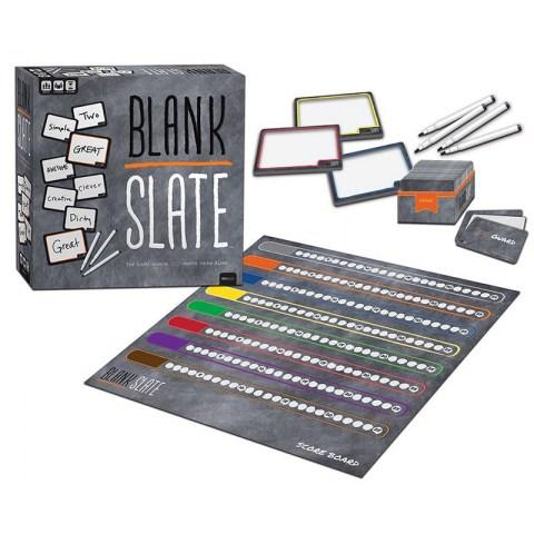 Blank Slate (2018) - настолна игра
