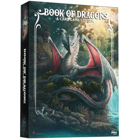 Book of Dragons (2018) - настолна игра
