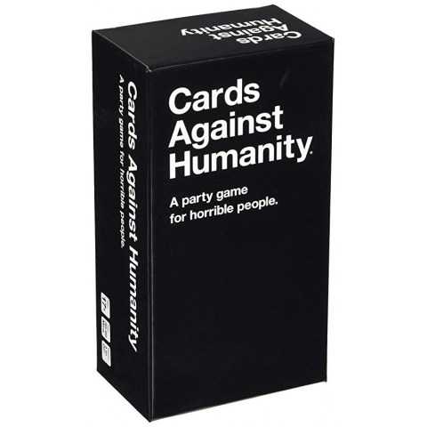 Cards Against Humanity: A Party Game for Horrible People (US Edition, 560 карти) - настолна игра