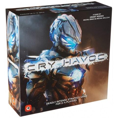 Cry Havoc (2016)  - настолна игра