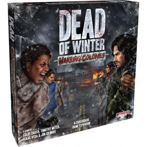 Dead of Winter: Warring Colonies Expansion (2017)