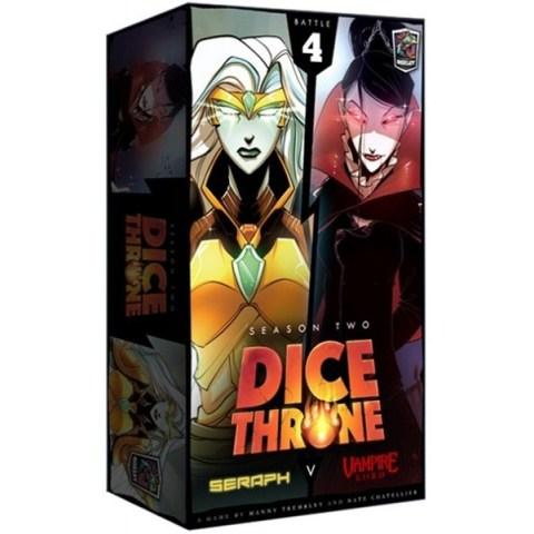 Dice Throne: Season Two – Vampire Lord vs. Seraph (2018) - настолна игра