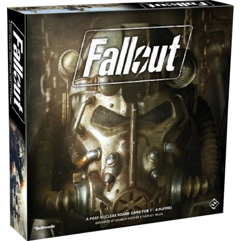 Fallout (2017) - настолна игра