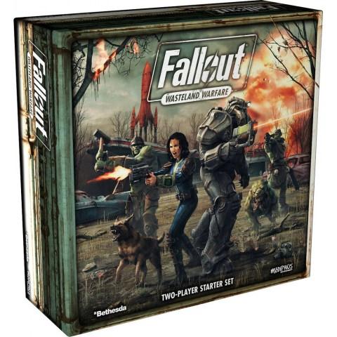 Fallout: Wasteland Warfare - Two Player Starter Set (2018)