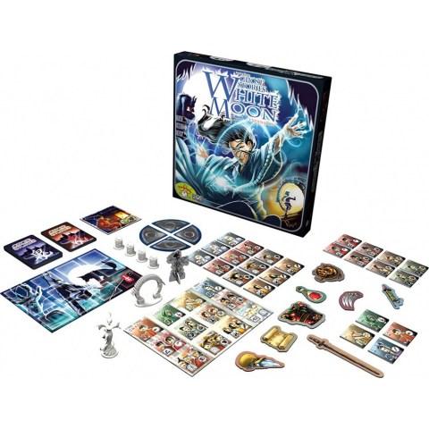 Ghost Stories: White Moon (2009) Expansion - разширение за настолна игра