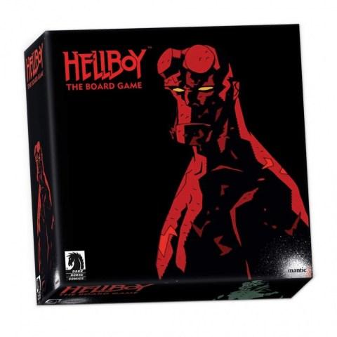 Hellboy: The Board Game (2019) - кооперативна настолна игра
