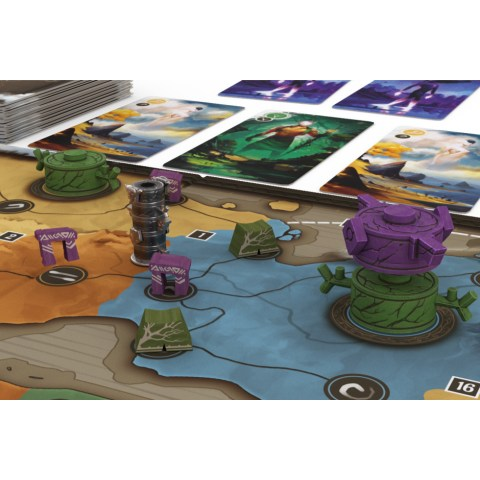 Iwari (Kickstarter Deluxe Edition, 2019) Board Game