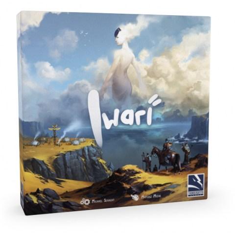 Iwari (Standard Edition, 2019) - настолна игра