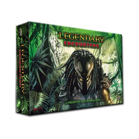 Legendary Encounters: A Predator Deck Building Game (2015) Board Game
