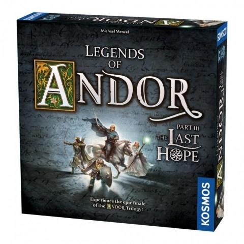 Legends of Andor: The Last Hope (2017) - настолна игра