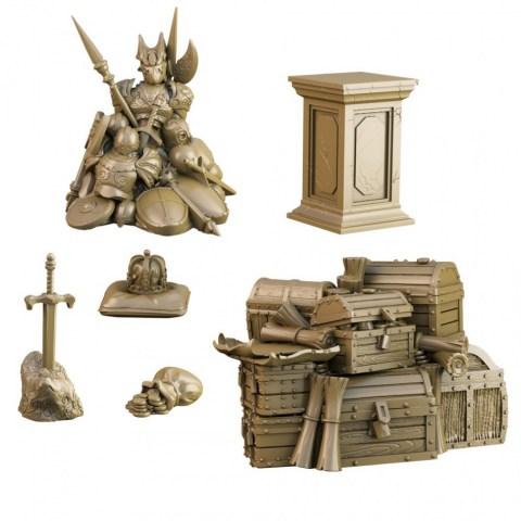 Mantic Games: Terrain Crate - King's Coffers