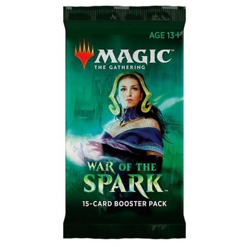 MTG: War of the Spark Booster Pack (1)