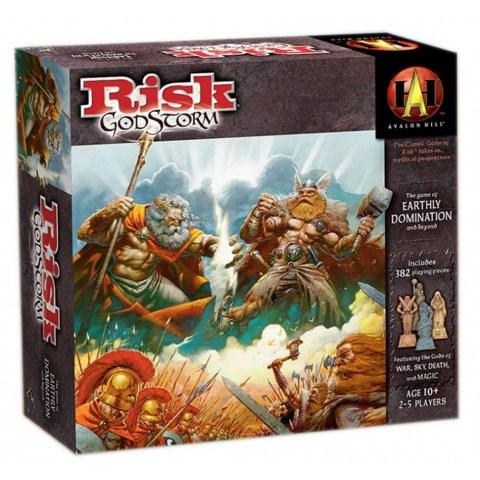 Risk: Godstorm (2004)  - настолна стратегическа игра