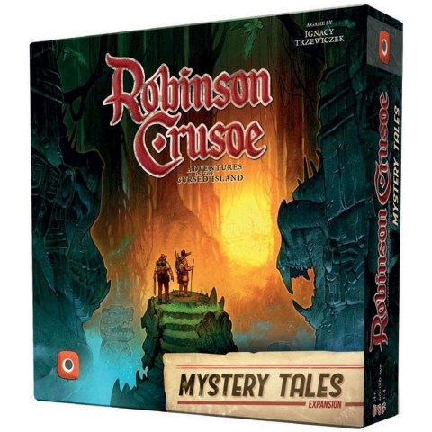 Robinson Crusoe: Adventures on the Cursed Island – Mystery Tales Expansion Board Game