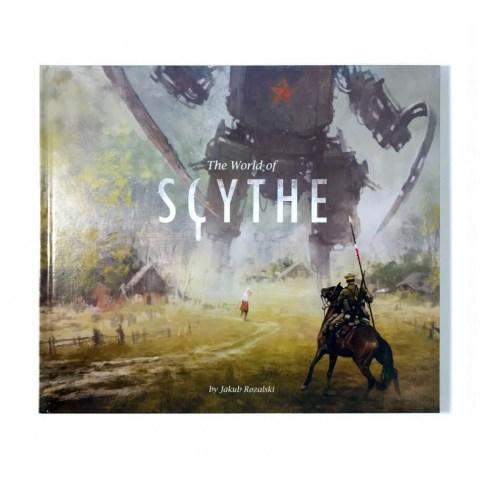 Scythe: Artbook
