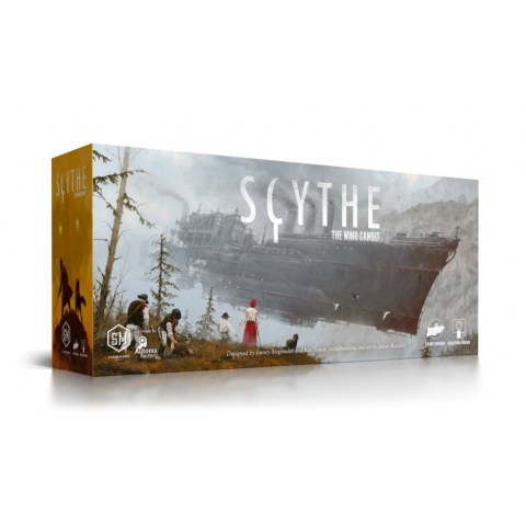 Scythe: The Wind Gambit Expansion (2017) - разширение за настолна игра