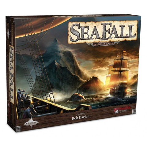 SeaFall: A Legacy Game Board Game