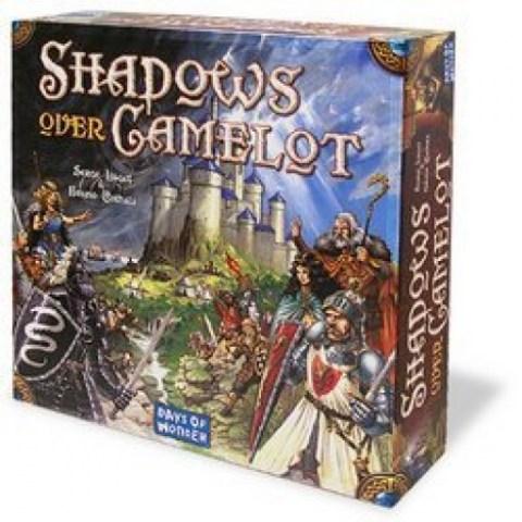 Shadows over Camelot (2005) - настолна игра