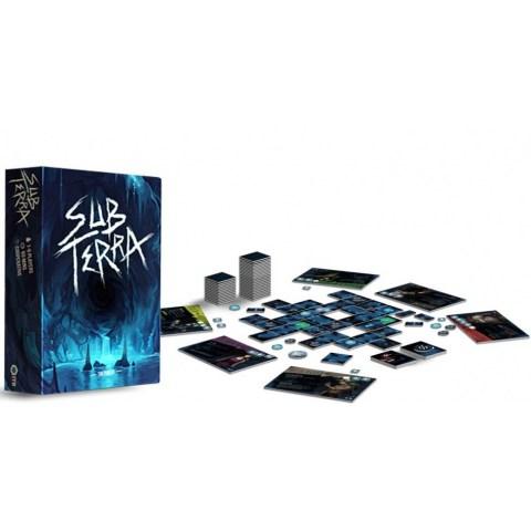 Sub Terra Standard Edition (2017) Board Game