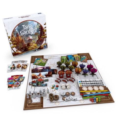 Tang Garden Deluxe Edition (Kickstarter Edition, 2019) - настолна игра
