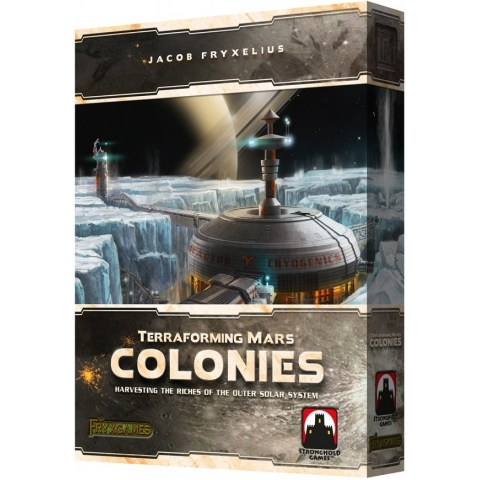 Terraforming Mars: Colonies Expansion  (Разширение за Тераформирай Марс, английско издание, 2018)