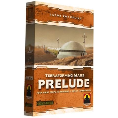 Terraforming Mars: Prelude Expansion (2018) Board Game