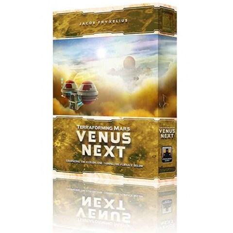 Terraforming Mars: Venus Next Expansion (Разширение за Тераформирай Марс, английско издание, 2017)