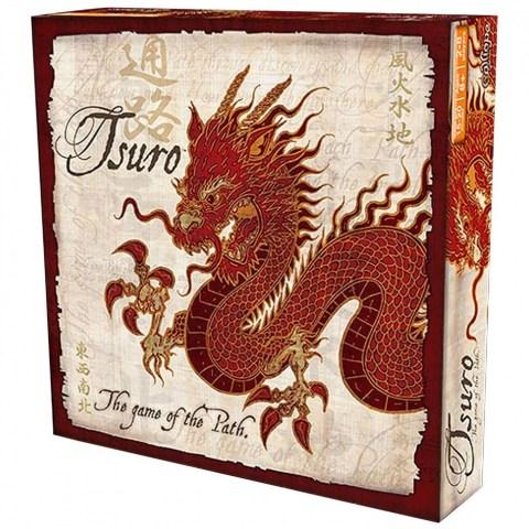 Tsuro (2004) - настолна игра
