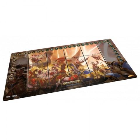 Ultimate Guard: Warhammer Champions Chaos VS. Order Playmat