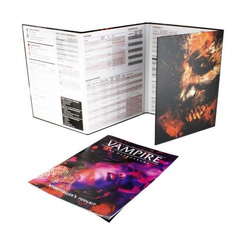Vampire: the Masquerade - 5th Edition Storyteller Screen