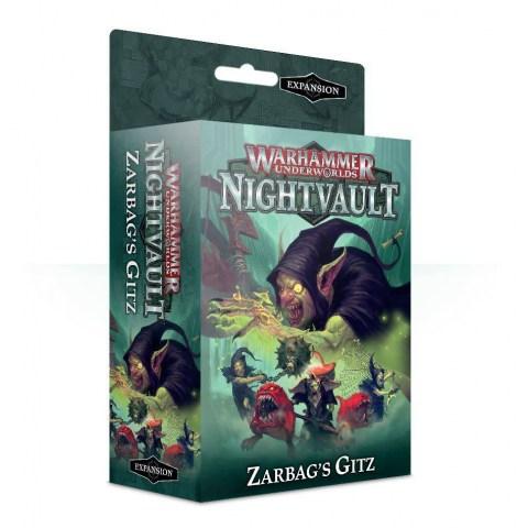 Warhammer Underworlds Warband: Nightvault – Zarbag's Gitz