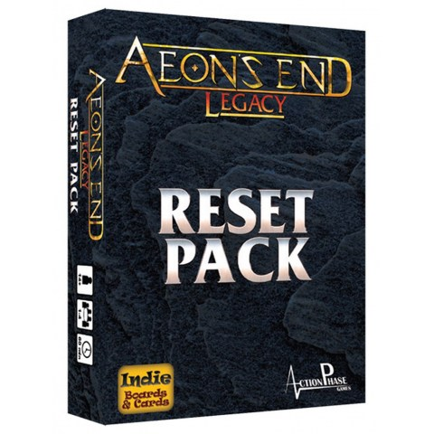 Aeon's End: Legacy Reset Pack (2019) Board Game