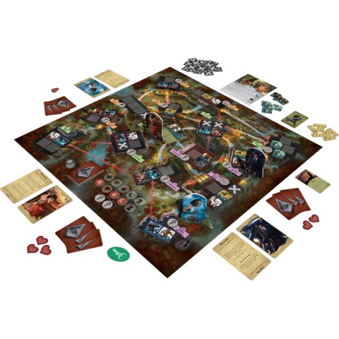 Arkham Horror: Final Hour (2019) - настолна игра