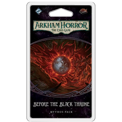 Arkham Horror: The Card Game - Circle Undone -  Before the Black Throne Mythos Pack