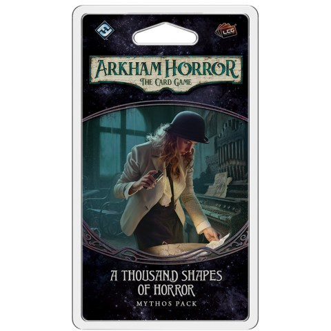 Arkham Horror: The Card Game - The Dream-Eaters cycle 2 - A Thousand Shapes of Horror Mythos Pack