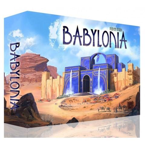 Babylonia (2019) - настолна игра