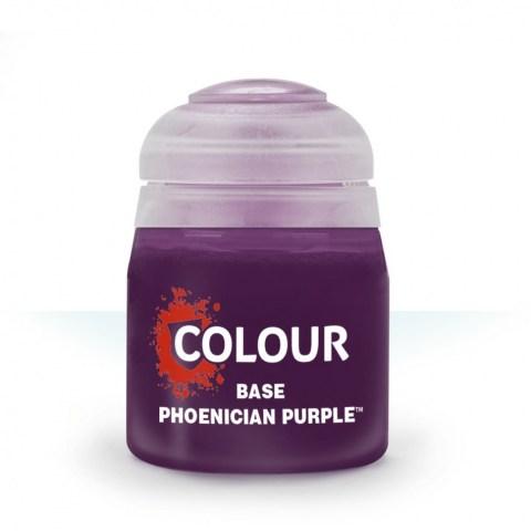 Citadel Base Paints - Phoenican Purple (12ml)