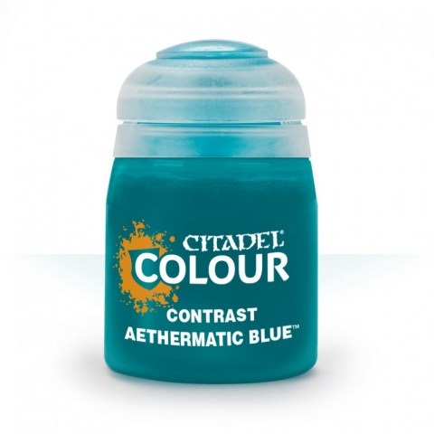 Citadel Contrast Paints - Aethermatic Blue (18ml)