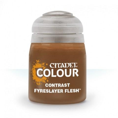Citadel Contrast Paints - Fyreslayer Flesh (18ml)