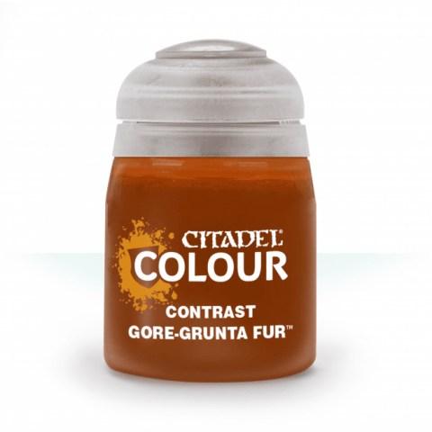 Citadel Contrast Paints - Gore-Grunta Fur (18ml)
