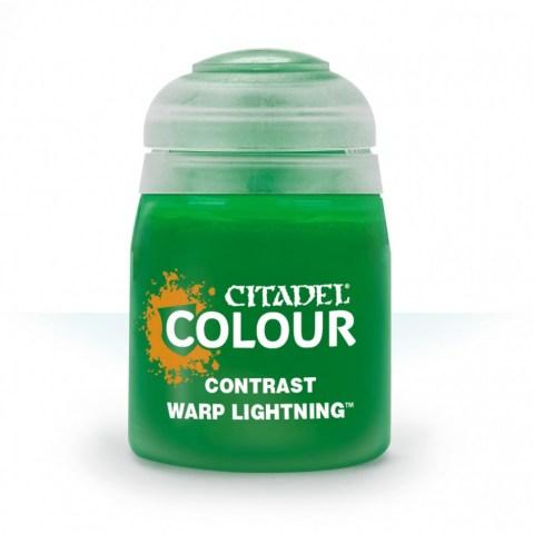 Citadel Contrast Paints - Warp Lightning (18ml)