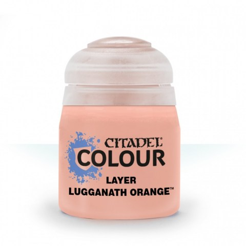 Citadel Layer Paints - Lugganath Orange (12ml) в Citadel акрилни бои