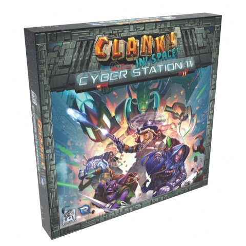Clank! In! Space!: Cyber Station 11 Expansion (2019) - разширение за настолна игра