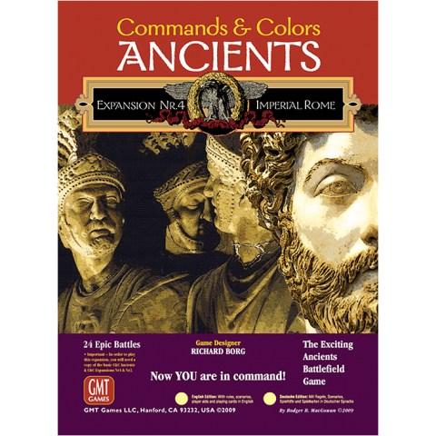 Commands & Colors Ancients Expansion Pack #4: Imperial Rome - разширение за настолна игра