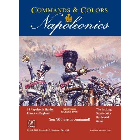 Commands & Colors: Napoleonics 4th Printing (2019) - настолна игра