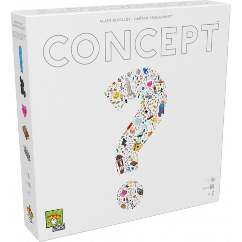 Concept (2013) - игра на визуални асоциации
