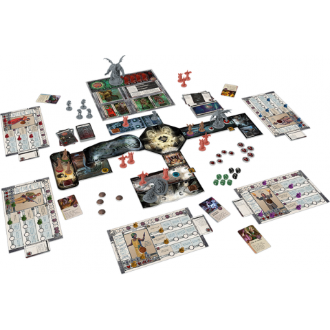 Cthulhu: Death May Die (2019) - кооперативна настолна игра