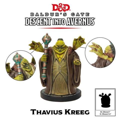 D&D Collector's Series: Descent Into Avernus - Thavius Kreeg